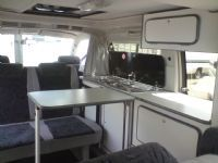 Mistral 6 seat Full Side Conversion