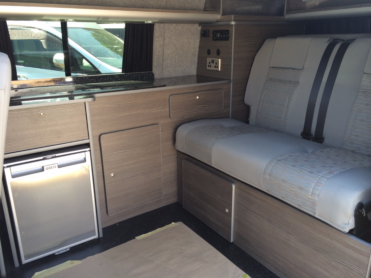 Volkswagen T5 Mistral Full Camper Conversion