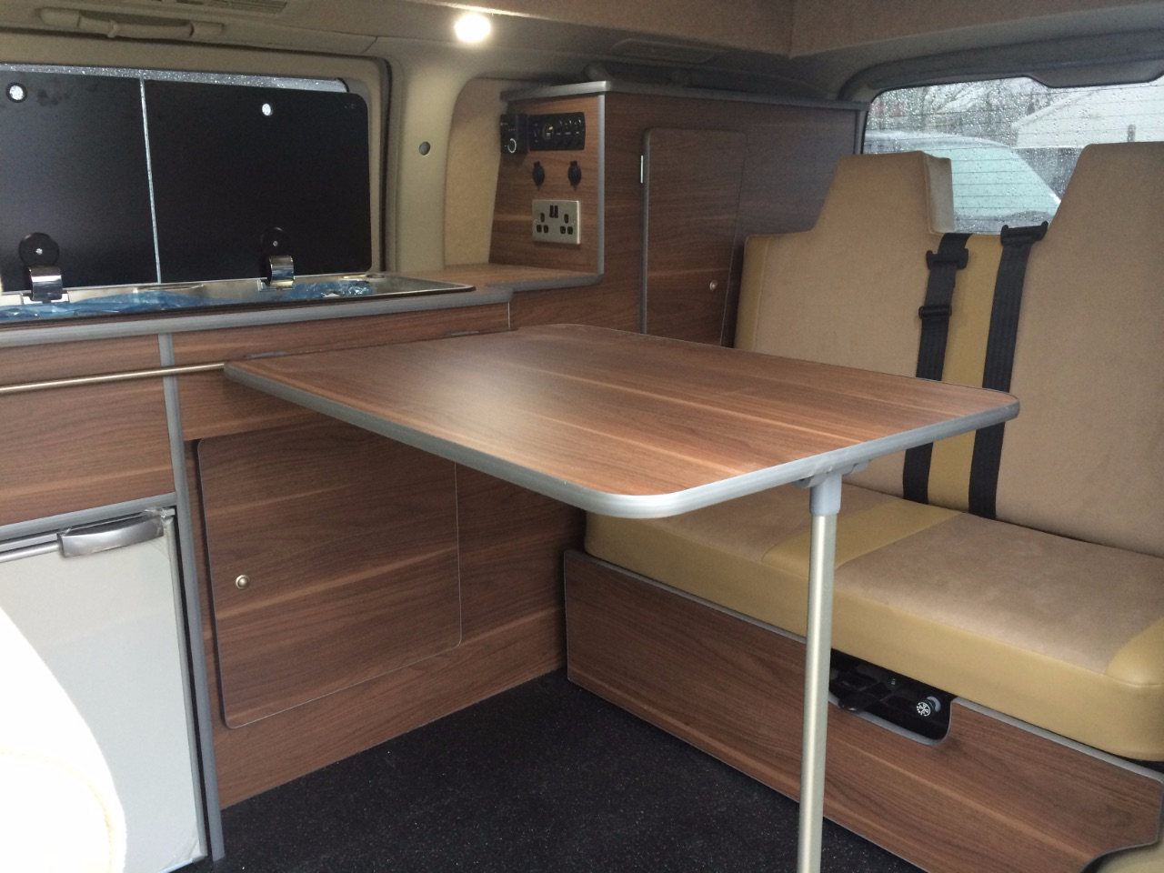 Nissan Elgrand Mistral Full Camper Conversion